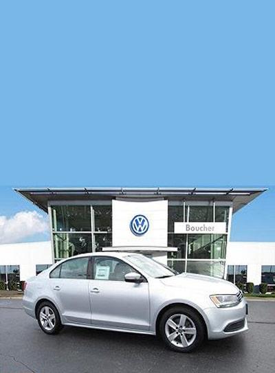 BOUCHER VW