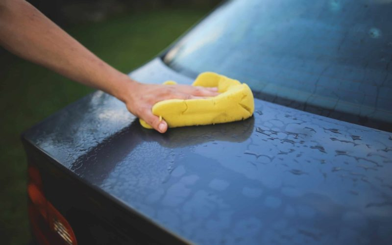 Eco-Friendly Car Washes